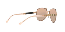 Burberry BE3080 12357J MATTE GOLD Size 59