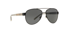 Burberry BE3084 100787 MATTE BLACK Size 57