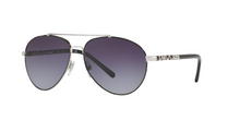 Burberry BE3089 10058G SILVER Size 58