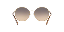 Burberry BE3094 1257G9 LIGHT GOLD Size 56