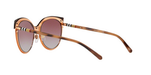 Burberry BE3096 126390 COPPER/PINK GOLD Size 55