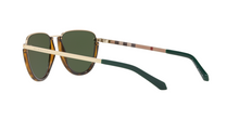 Burberry BE3098 114571 LIGHT GOLD/DARK HAVANA Size 54