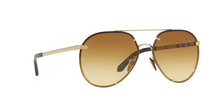 Burberry BE3099 11452L LIGHT GOLD Size 61