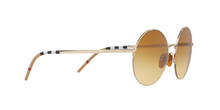 Burberry BE3101 11452L LIGHT GOLD Size 54