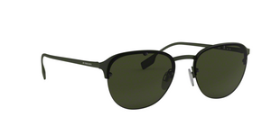 Burberry BE3103 128771 GREEN RUBBER Size 54