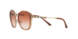 Burberry BE4251Q 360813 BROWN GRADIENT Size 53
