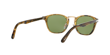 Persol PO3110S 10214E LIGHT BROWN STRIPED Size 49