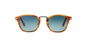 Persol PO3110S 960/S3 STRIPED BROWN Size 49