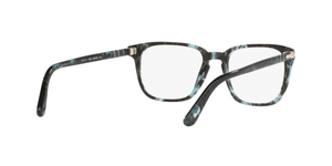 Persol PO3117V 1062 SPOTTED BLUE MATTE GREY Size 51