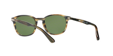Persol PO3148S 90424E STRIPED BROWN GREY Size 53
