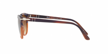 Persol PO3190S 106651 STRIPPED BLUE ORANGE GRAD OPAL Size 54