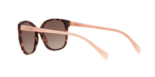 Prada PR 01OSA CONCEPTUAL UE00A6 SPOTTED BROWN PINK Size 55