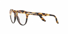 Prada PR 07TV U6O1O1 MEDIUM HAVANA/SPOTTED GREEN Size 50