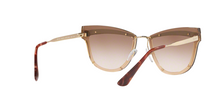 Prada PR 12US CATWALK KOF0A6 PALE GOLD/ANTIQUE PINK Size 65
