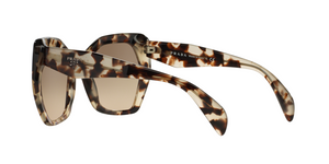 Prada PR 16RS HERITAGE UAO3D0 SPOTTED OPAL BROWN Size 56