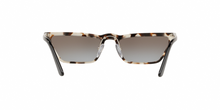 Prada PR 19US CATWALK 3980A7 OPAL SPOTTED BROWN Size 58