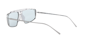 Prada PR 50VS CATWALK 3014Q2 SILVER/TRANSPARENT Size 63