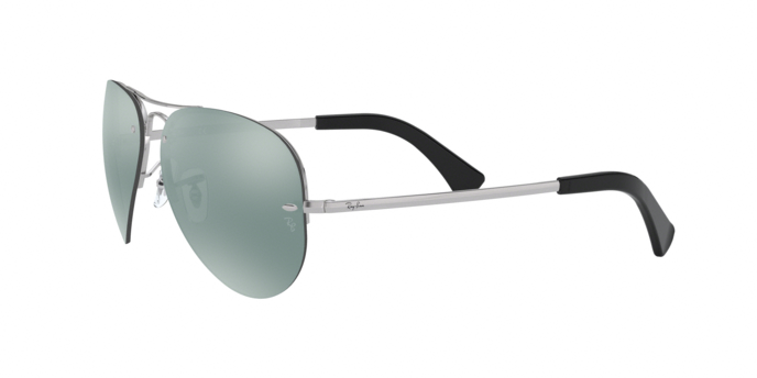 6df61a1d93 ... Ray Ban RB3449 003 30 SILVER Size 59 ...