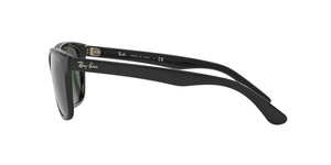 Ray Ban RB4181 601 SHINY BLACK Size 57