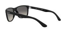Ray Ban RB4181 601/71 SHINY BLACK Size 57