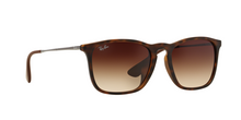 Ray Ban RB4187F CHRIS (F) 856/13 HAVANA RUBBER Size 54
