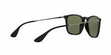 Ray Ban RB4187 CHRIS 601/30 BLACK Size 54
