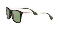 Ray Ban RB4187 CHRIS 6393/2 HAVANA Size 54
