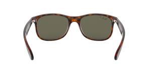 Ray Ban RB4202 ANDY 710/Y4 SHINY HAVANA Size 55