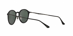 Ray Ban RB4224 ROUND LIGHT RAY 601S71 MATTE BLACK Size 49
