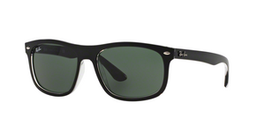 Ray Ban RB4226 605271 TOP MATTE BLACK ON TRASP Size 56