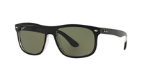 Ray Ban RB4226 60529A TOP MATTE BLACK ON TRANSPARENT Size 56