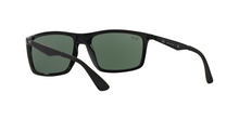 Ray Ban RB4228 601/71 BLACK Size 58