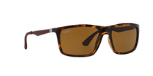 Ray Ban RB4228 710/83 LIGHT HAVANA Size 58