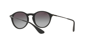 Ray Ban RB4243 622/8G RUBBER BLACK Size 49