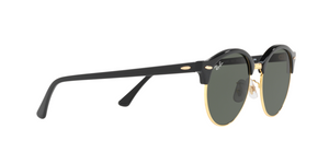 Ray Ban RB4246F CLUBROUND 901 BLACK Size 53