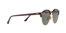 Ray Ban RB4246F CLUBROUND 990 RED HAVANA Size 53