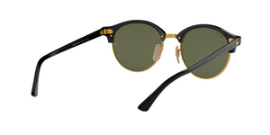 Ray Ban RB4246 CLUBROUND 901 BLACK Size 51