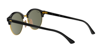 Ray Ban RB4246 CLUBROUND 901/58 BLACK Size 51