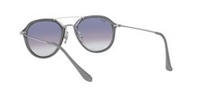 Ray Ban RB4253 6337S5 TOP GREY ON TRANSPARENT Size 50