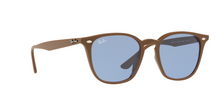 Ray Ban RB4258F 638180 BROWN Size 52