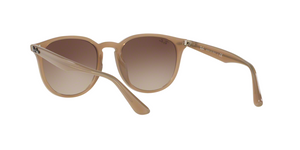 Ray Ban RB4259F 616613 SHINY OPAL BEIGE Size 53
