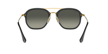 Ray Ban RB4273 601/71 BLACK Size 52