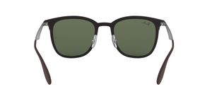 Ray Ban RB4278 6285A7 BLACK/MATTE BROWN Size 51