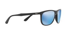 Ray Ban RB4291 601S55 MATTE BLACK Size 58
