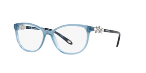 Tiffany TF2144HB 8220 OPAL BLUE Size 52