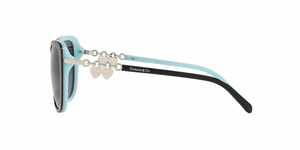 Tiffany TF4129 80559S BLACK/BLUE Size 56
