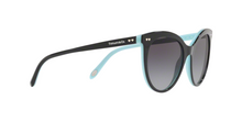 Tiffany TF4141F 80553C BLACK/BLUE Size 55