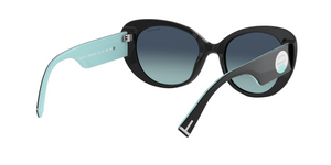 Tiffany TF4153F 80019S BLACK Size 54