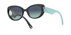 Tiffany TF4153 80019S BLACK Size 54