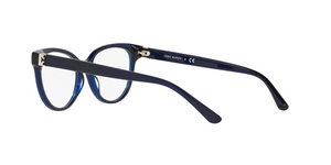 Tory Burch TY2071 1565 NAVY TRANSLUCENT Size 51